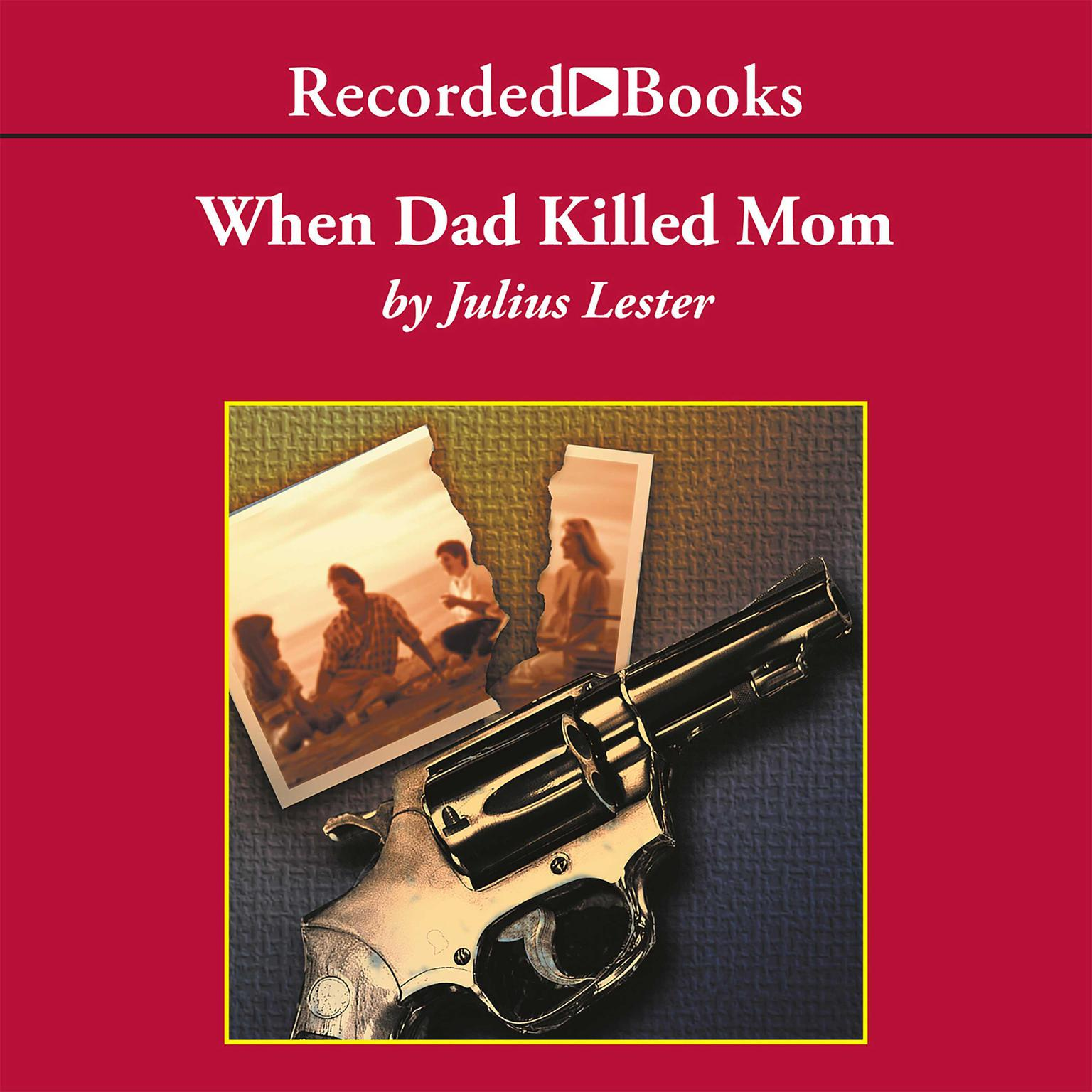 Printable When Dad Killed Mom Audiobook Cover Art