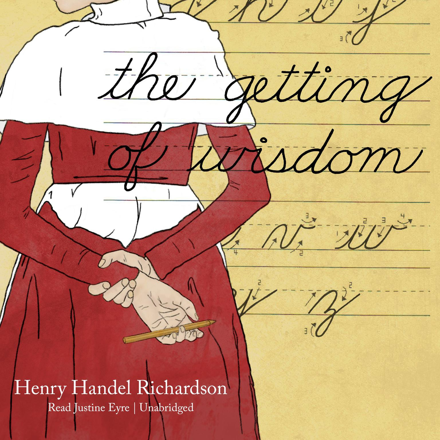 Printable The Getting of Wisdom Audiobook Cover Art