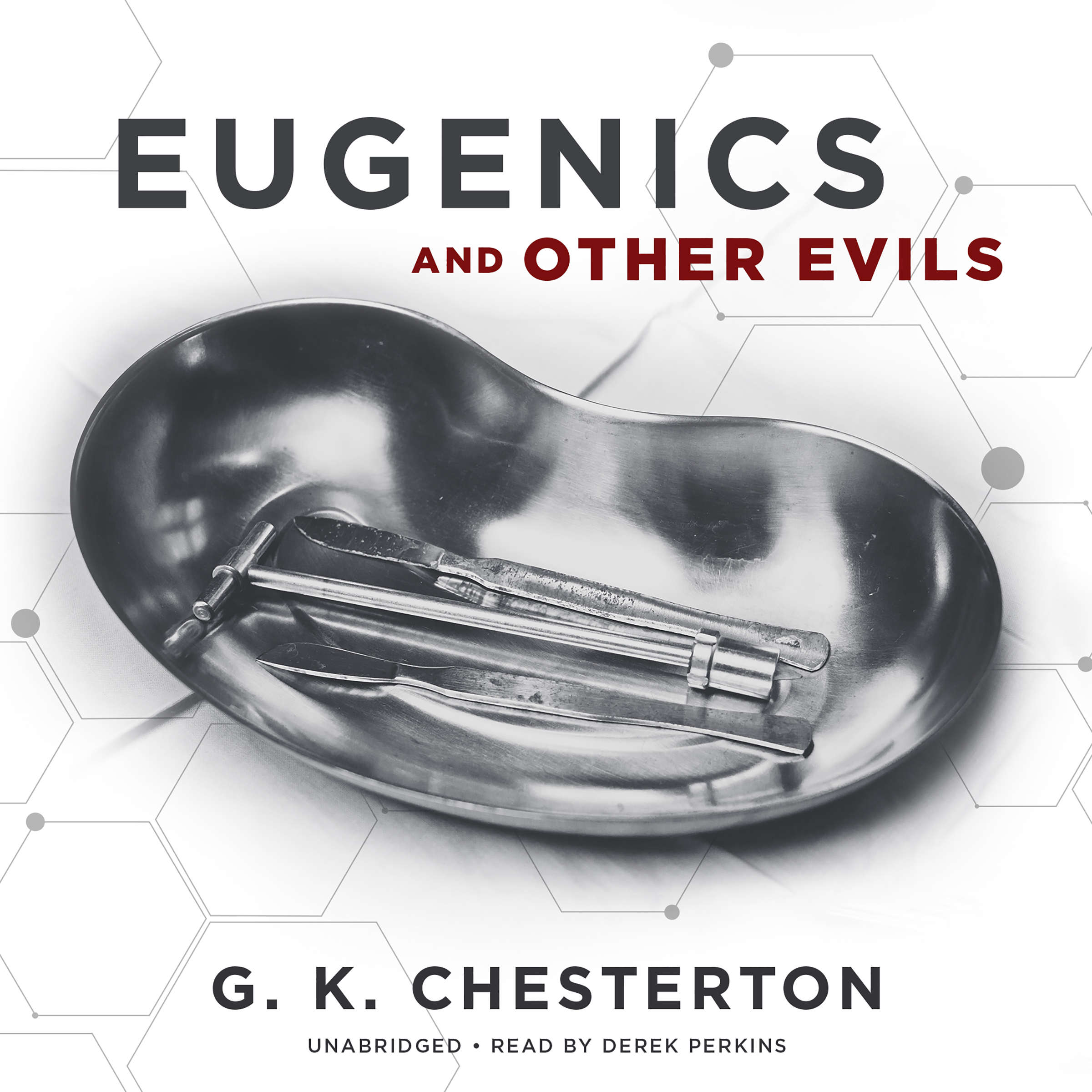 Printable Eugenics and Other Evils Audiobook Cover Art