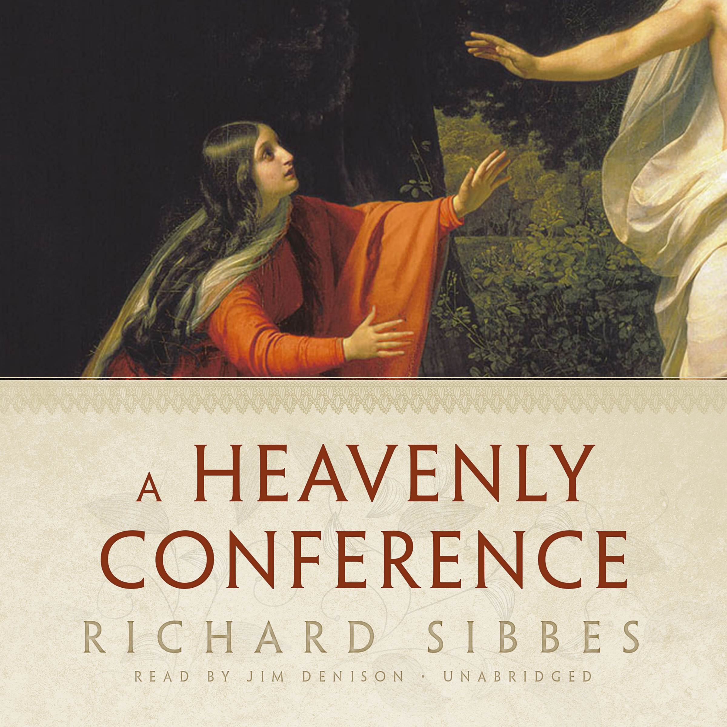 Printable A Heavenly Conference Audiobook Cover Art