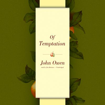 Of Temptation Audiobook, by John Owen