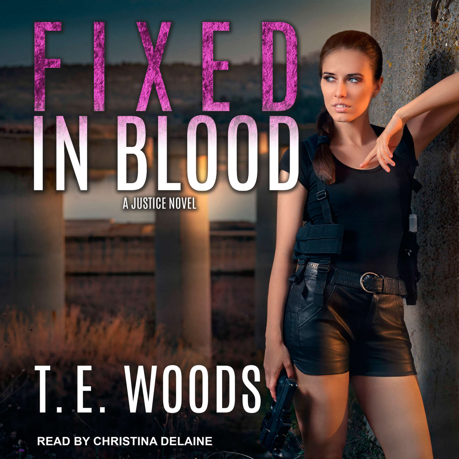 Fixed in Blood Audiobook, by T. E. Woods