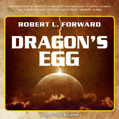 Dragons Egg Audiobook, by Robert L. Forward
