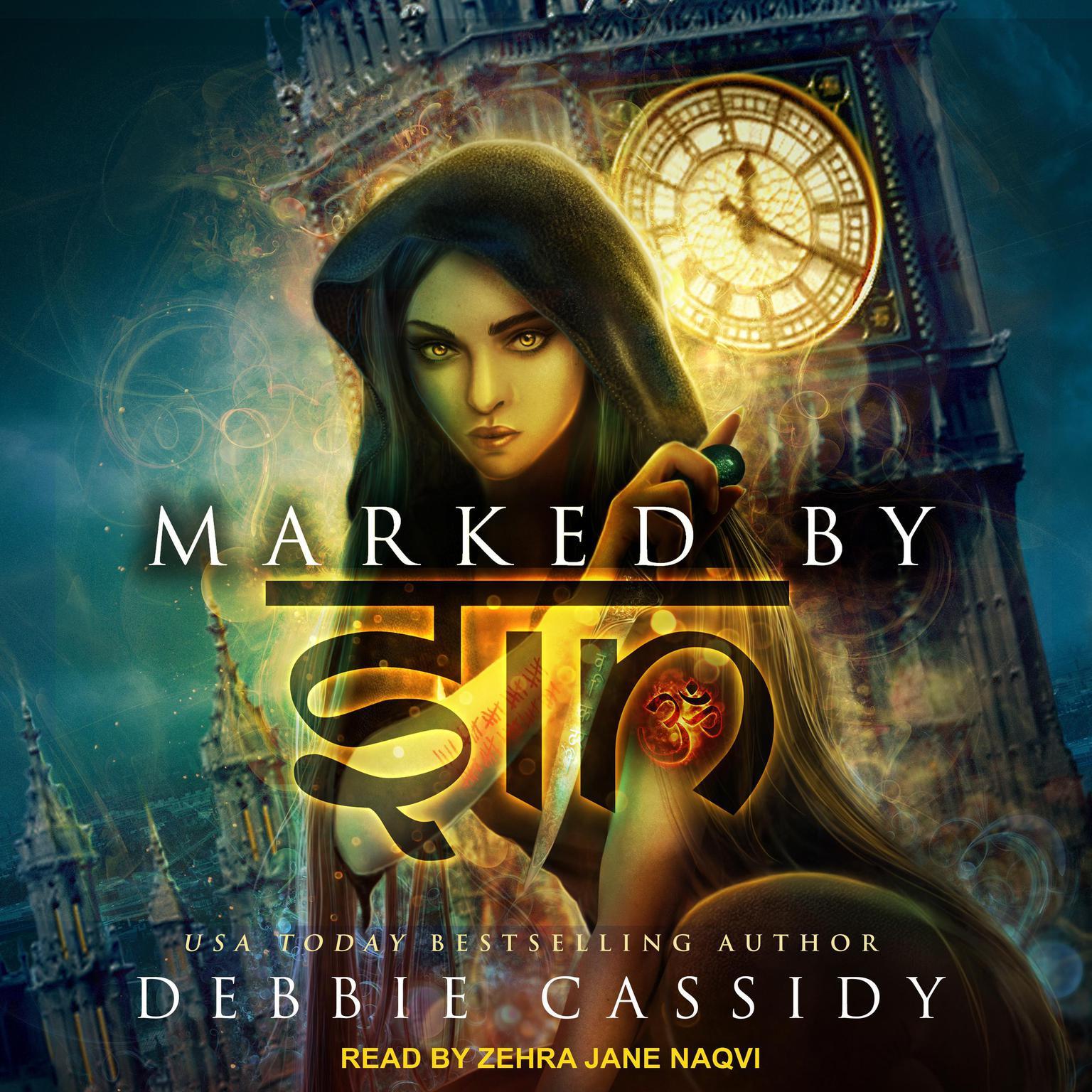 Marked by Sin: An Urban Fantasy Novel Audiobook, by Jasmine Walt