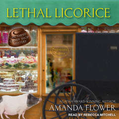 Lethal Licorice Audiobook, by Amanda Flower