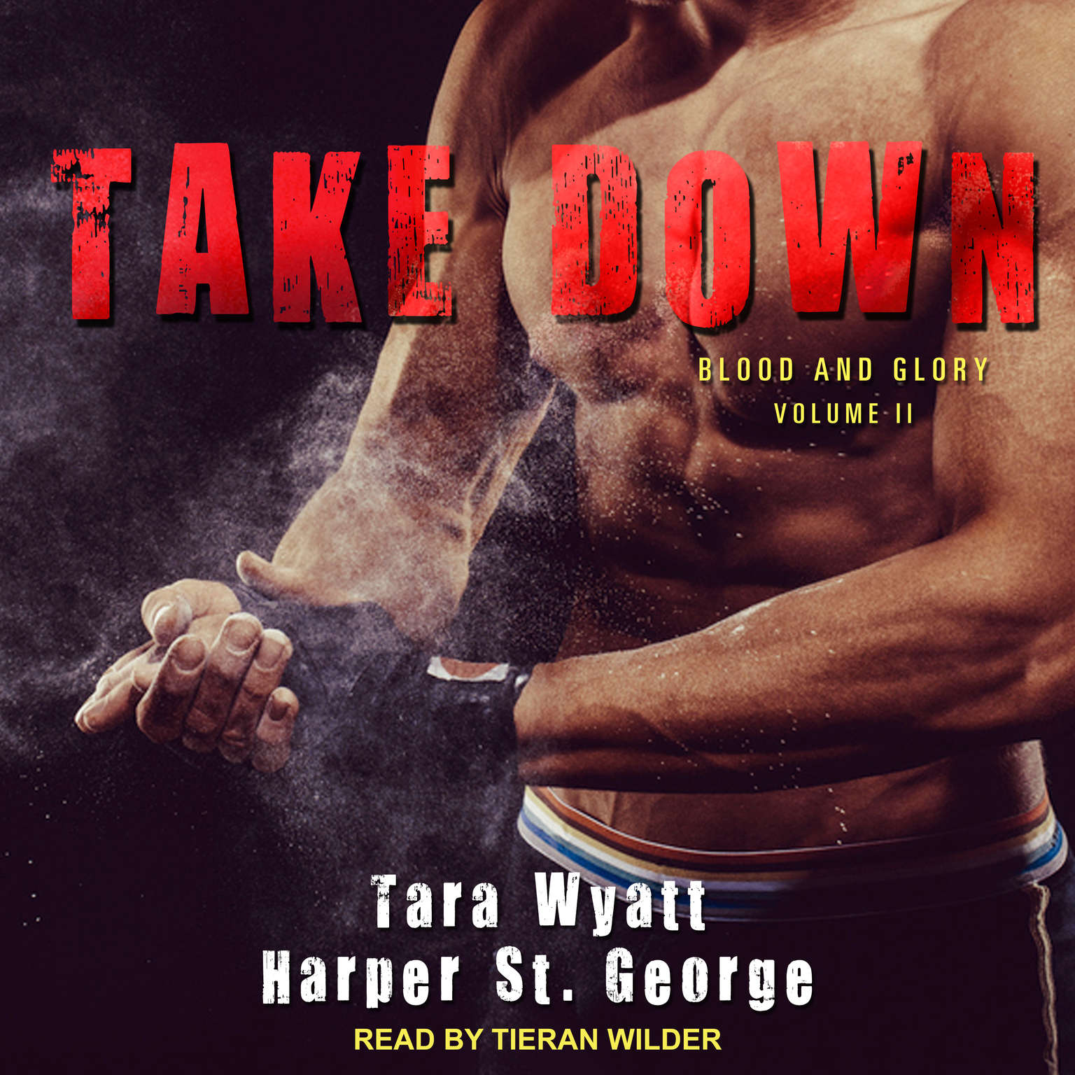 Take Down Audiobook, by Tara Wyatt