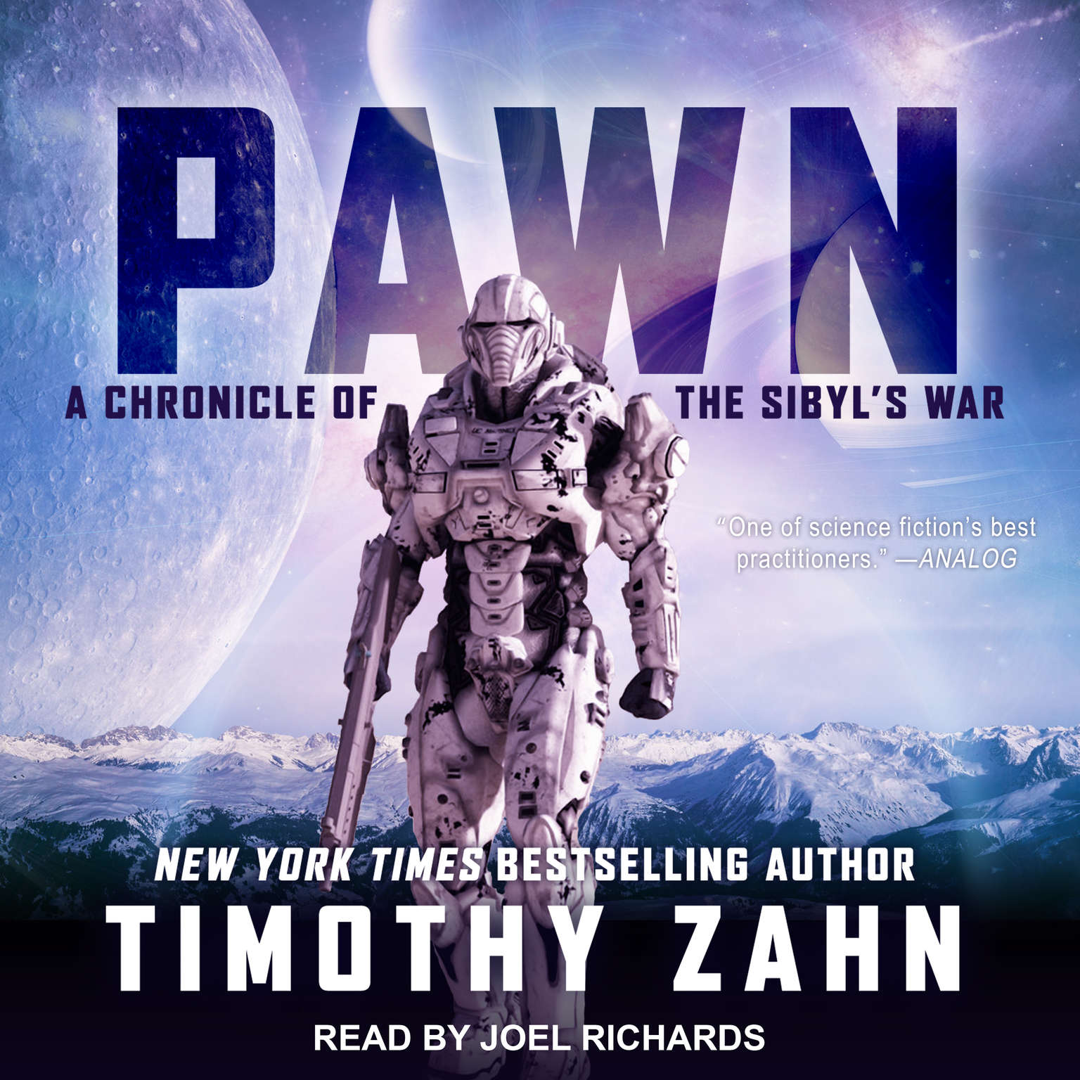 Pawn Audiobook, by Timothy Zahn