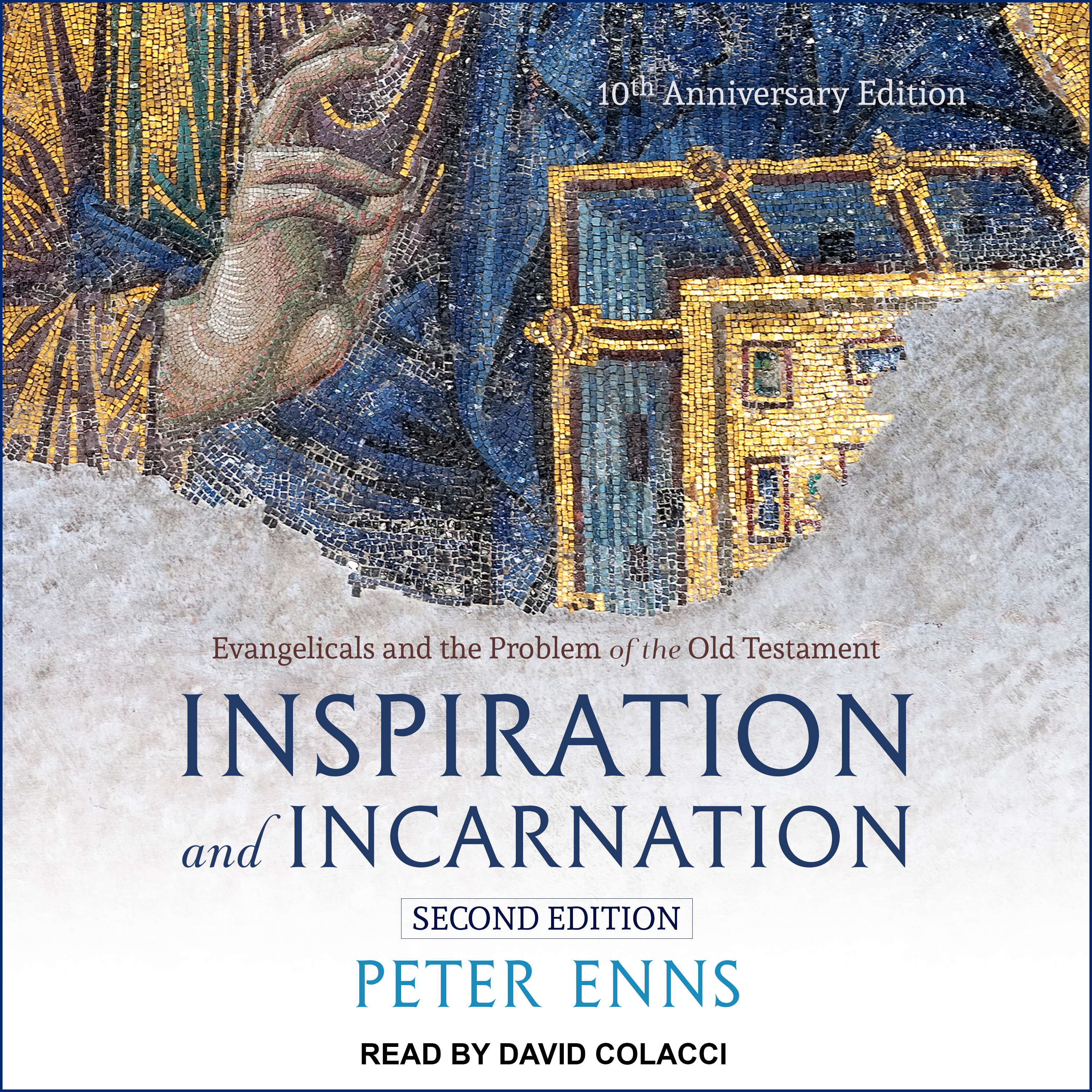 Printable Inspiration and Incarnation: Evangelicals and the Problem of the Old Testament Audiobook Cover Art