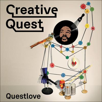 Creative Quest Audiobook, by Questlove