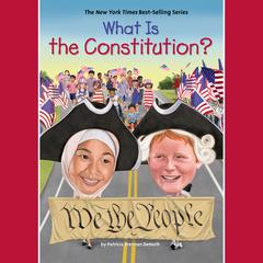 What is the Constitution? Audiobook, by Patricia Brennan Demuth