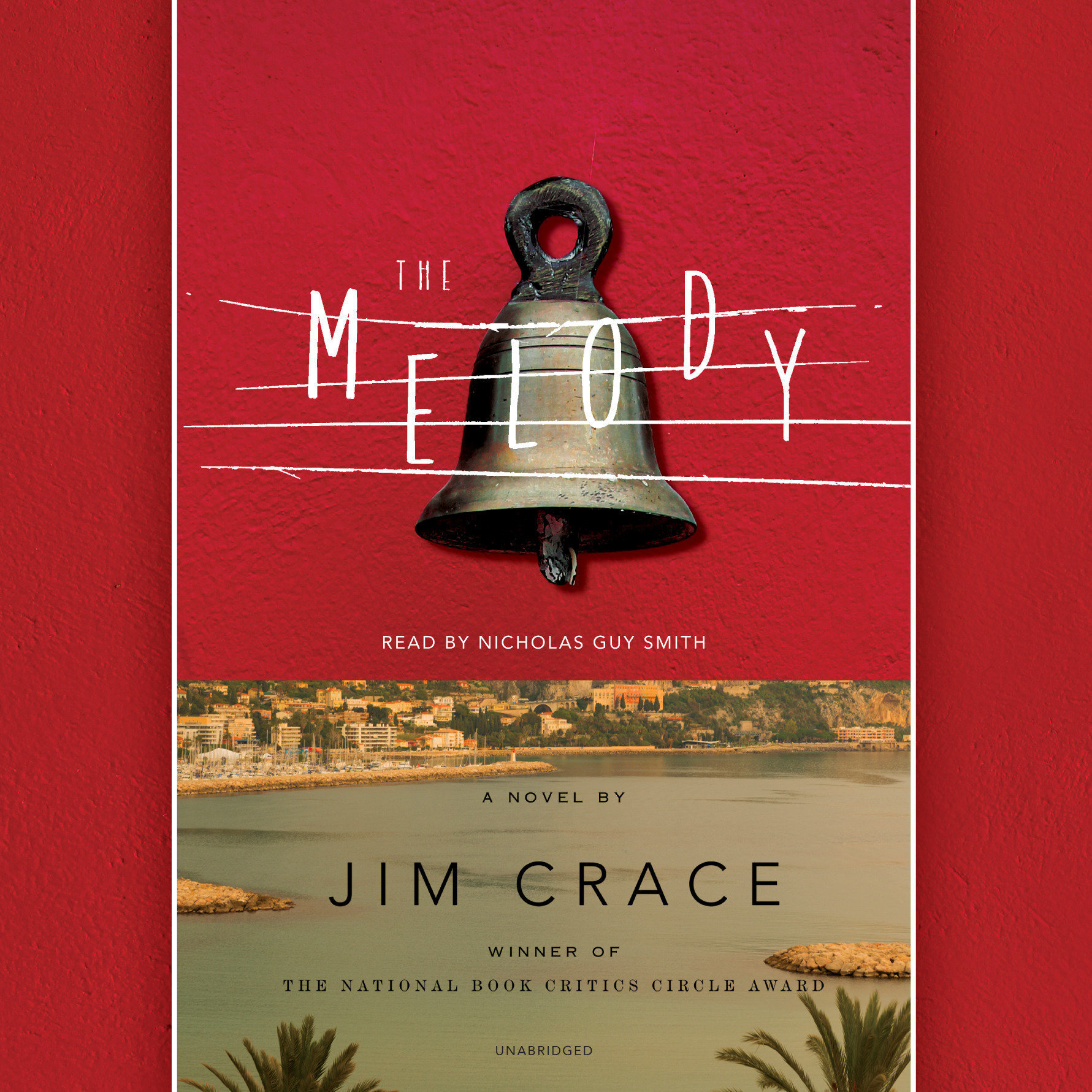 Printable The Melody: A Novel Audiobook Cover Art