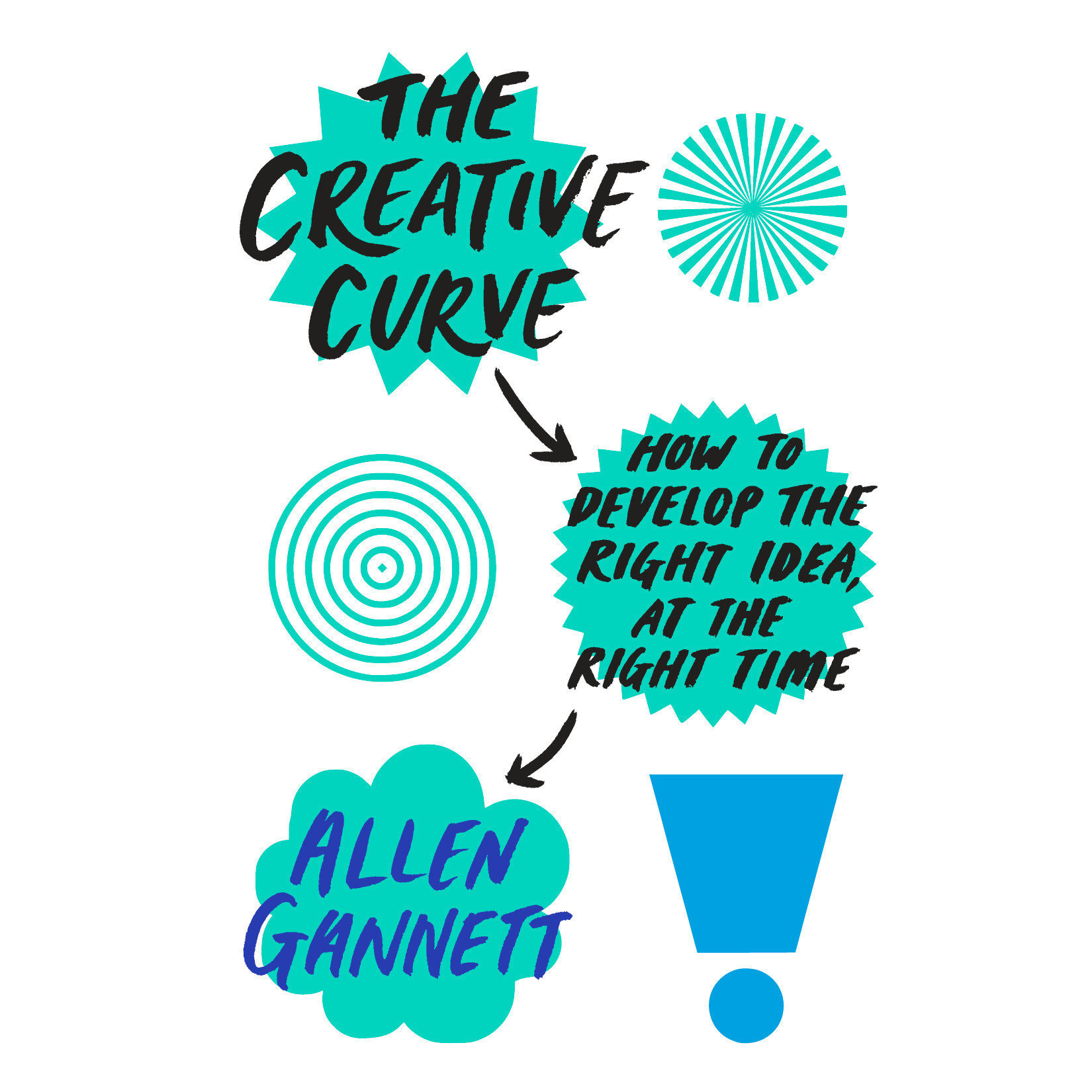 Printable The Creative Curve: How to Develop the Right Idea, at the Right Time Audiobook Cover Art