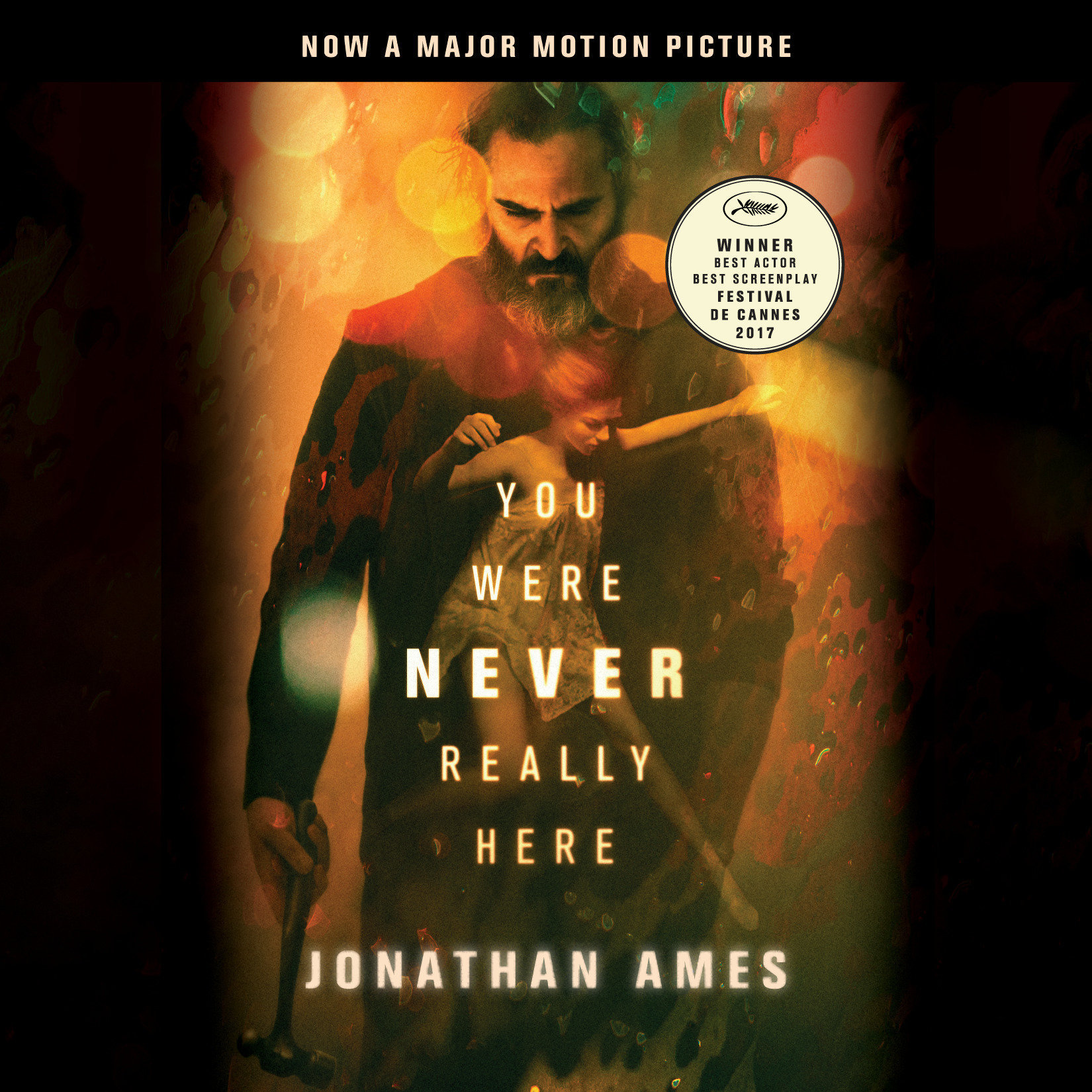 Printable You Were Never Really Here (Movie Tie-In) Audiobook Cover Art