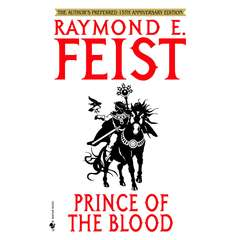 Prince of the Blood Audiobook, by Raymond E. Feist, Raymond Feist