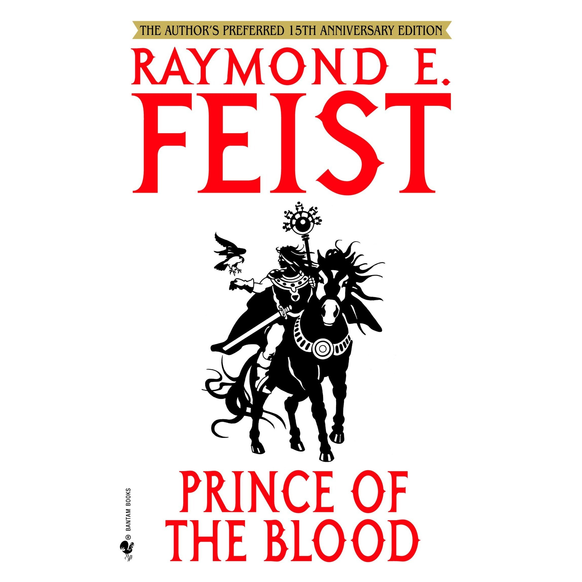 Printable Prince of the Blood Audiobook Cover Art