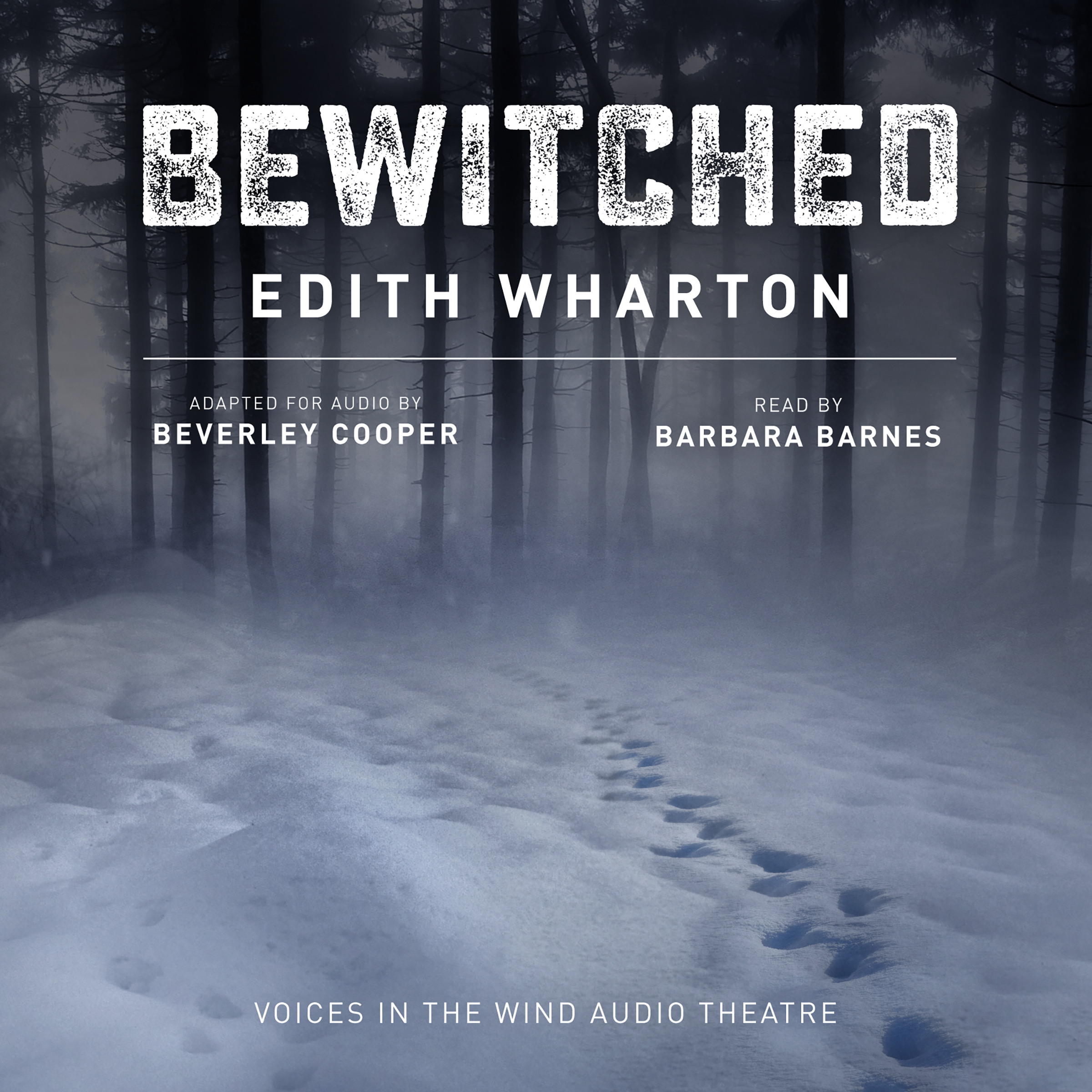 Printable Bewitched Audiobook Cover Art