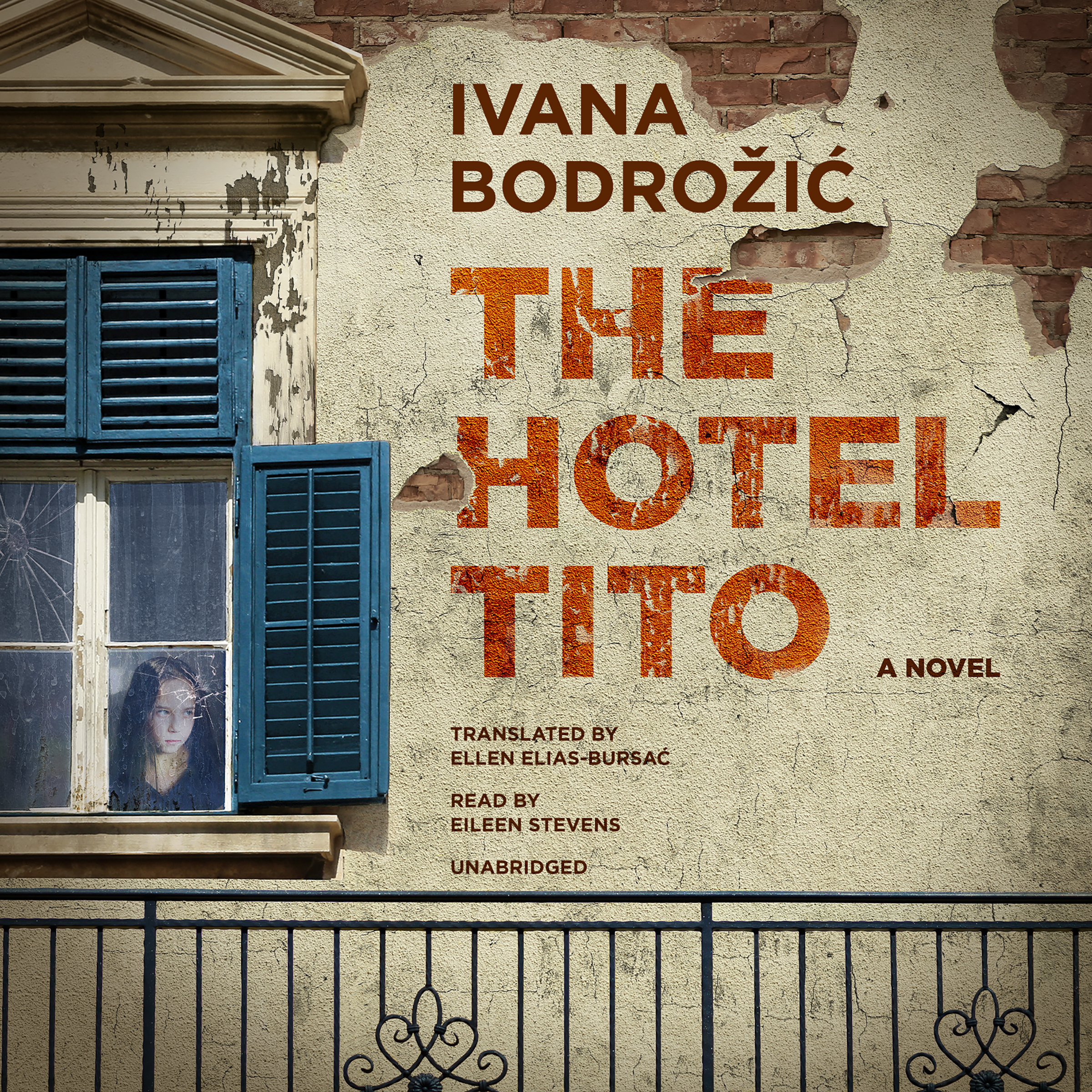 Printable The Hotel Tito: A Novel Audiobook Cover Art