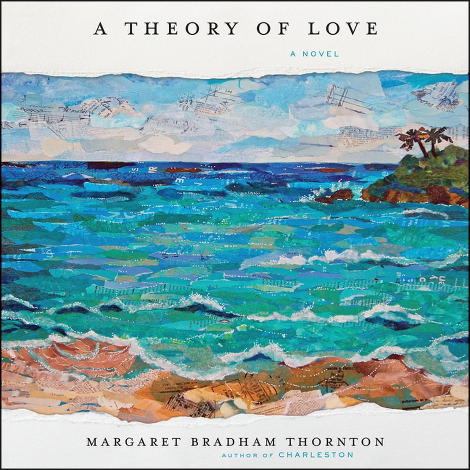 Printable A Theory of Love: A Novel Audiobook Cover Art
