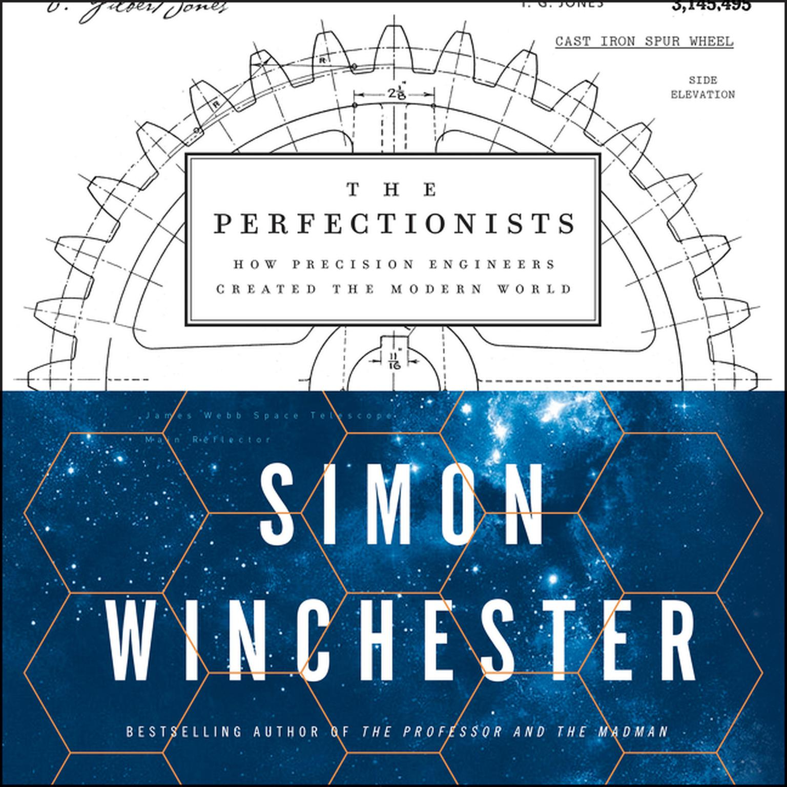 Printable The Perfectionists: How Precision Engineers Created the Modern World Audiobook Cover Art