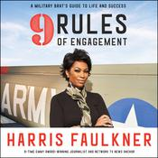 9 Rules of Engagement Audiobook, by Harris Faulkner
