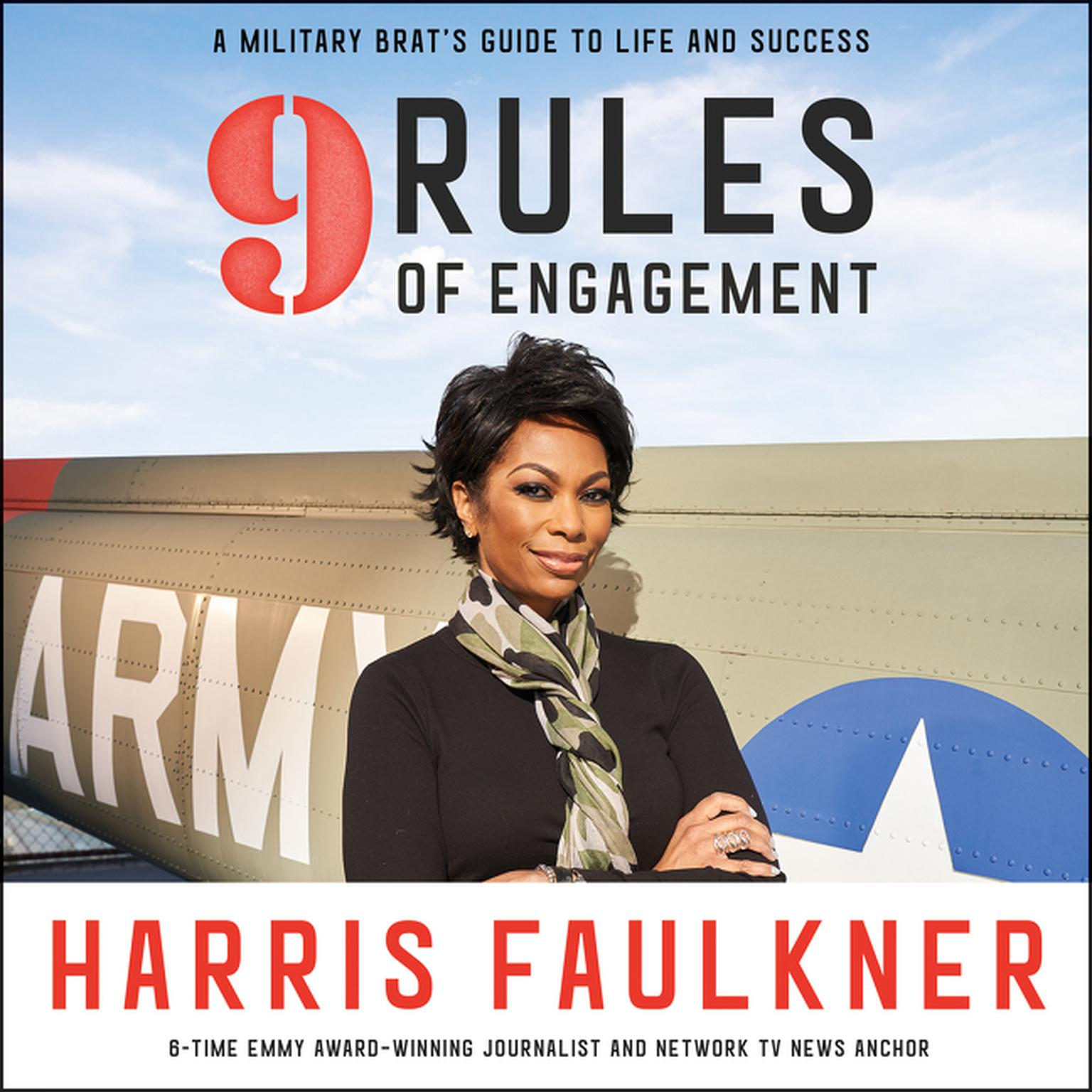Printable 9 Rules of Engagement: A Military Brat's Guide to Life and Success Audiobook Cover Art