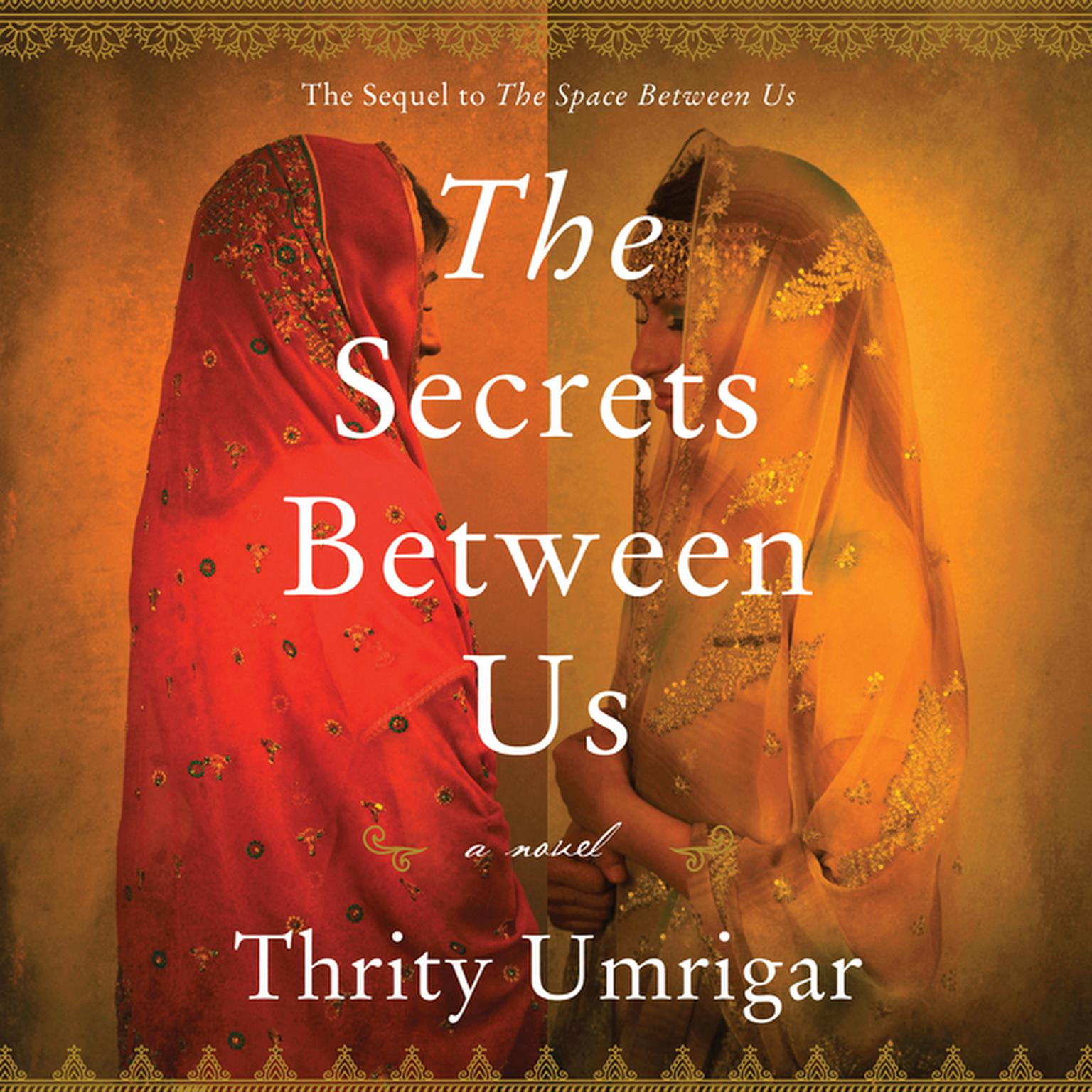 Printable The Secrets between Us: A Novel Audiobook Cover Art