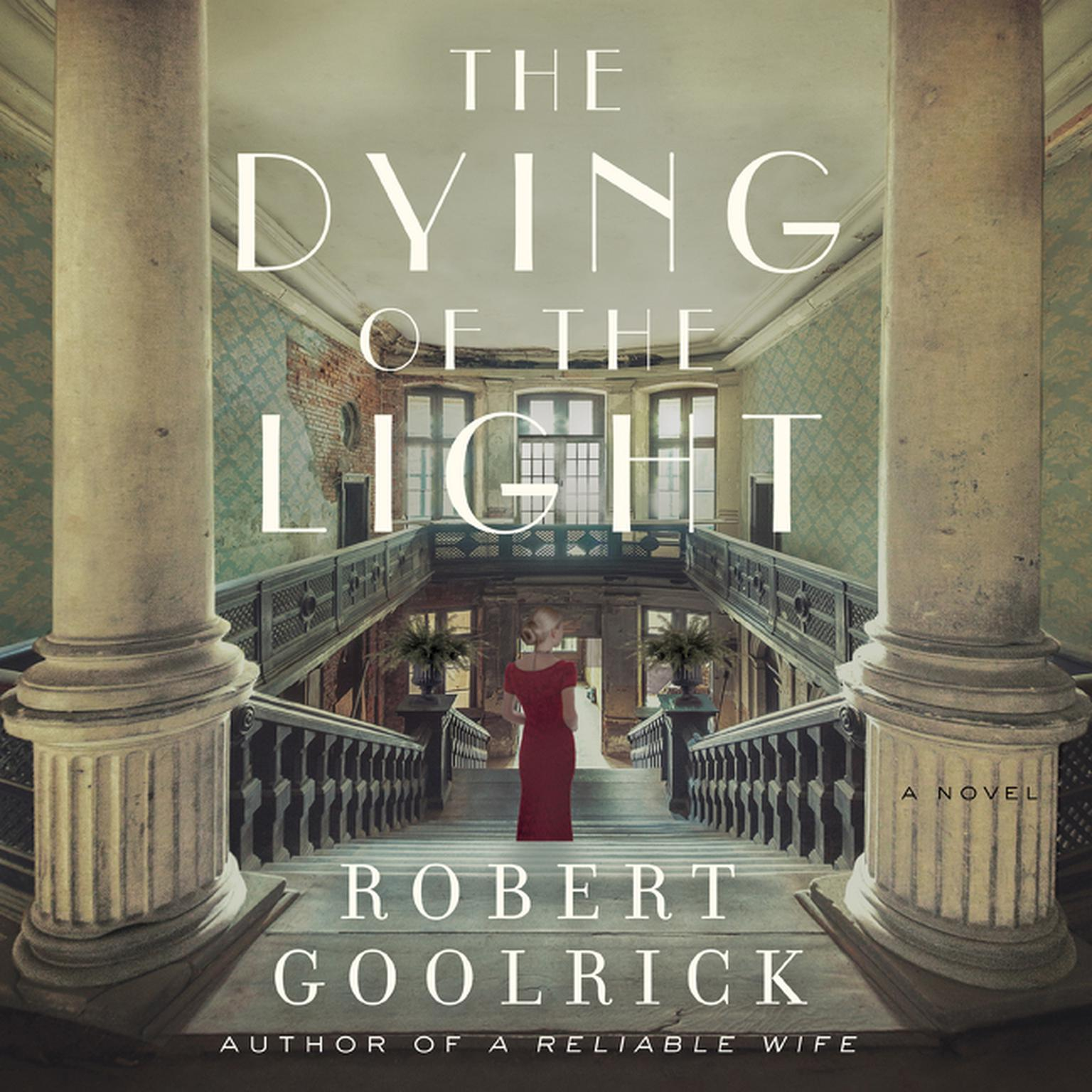 Printable The Dying of the Light: A Novel Audiobook Cover Art