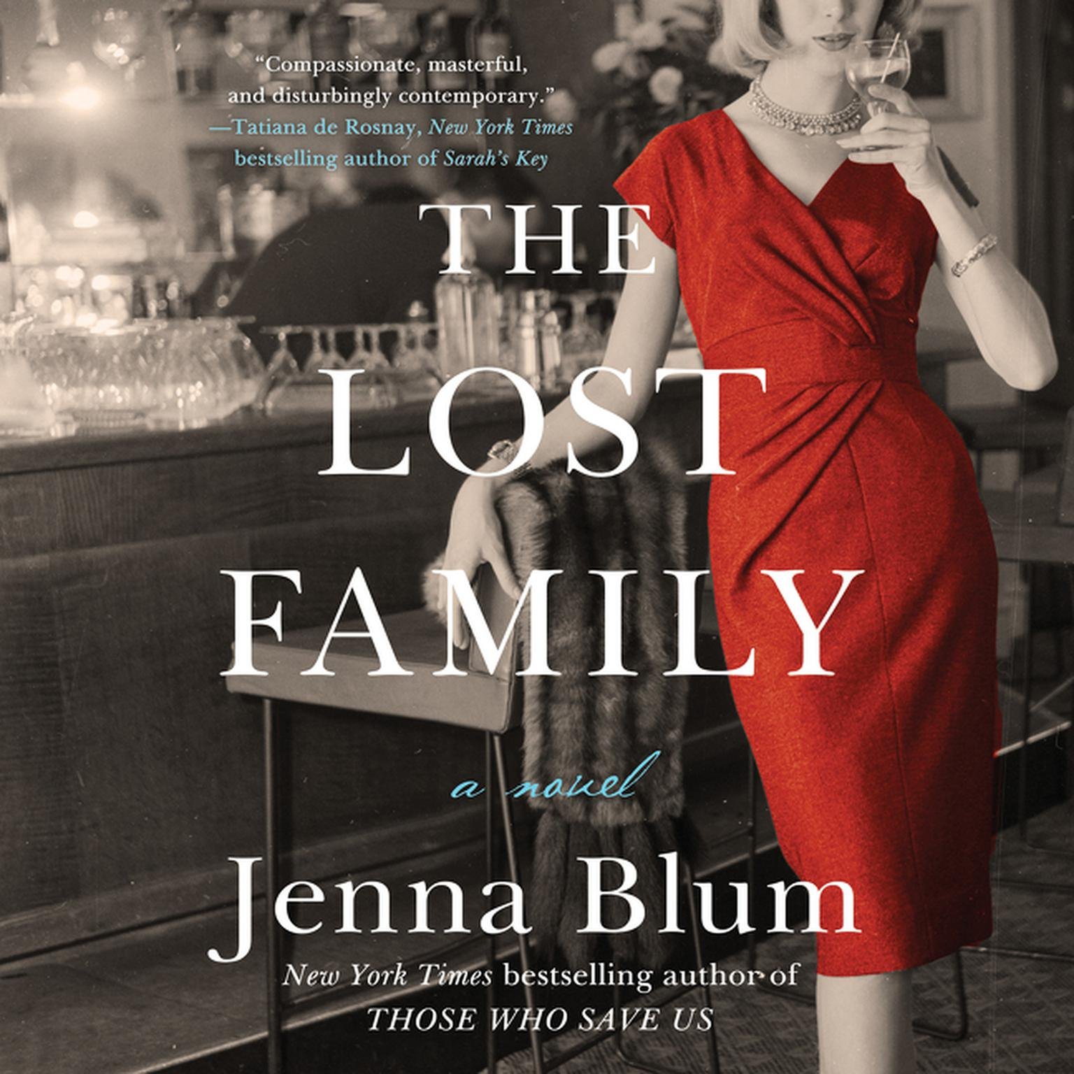 Printable The Lost Family: A Novel Audiobook Cover Art