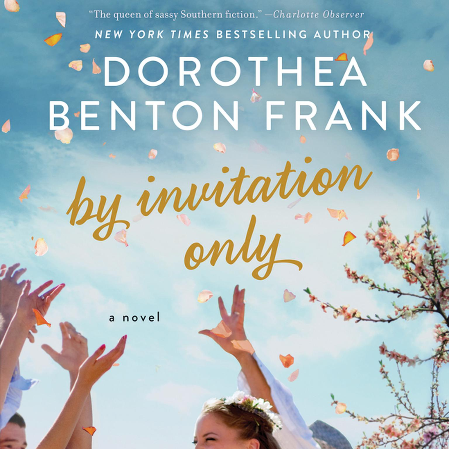 Printable By Invitation Only: A Novel Audiobook Cover Art