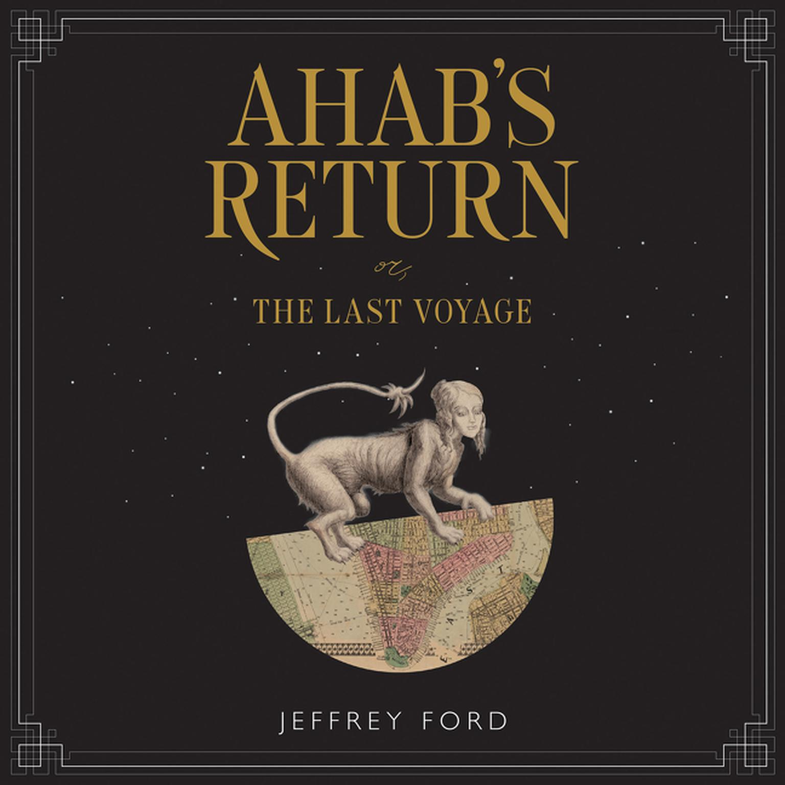 Printable Ahab's Return: or, The Last Voyage Audiobook Cover Art