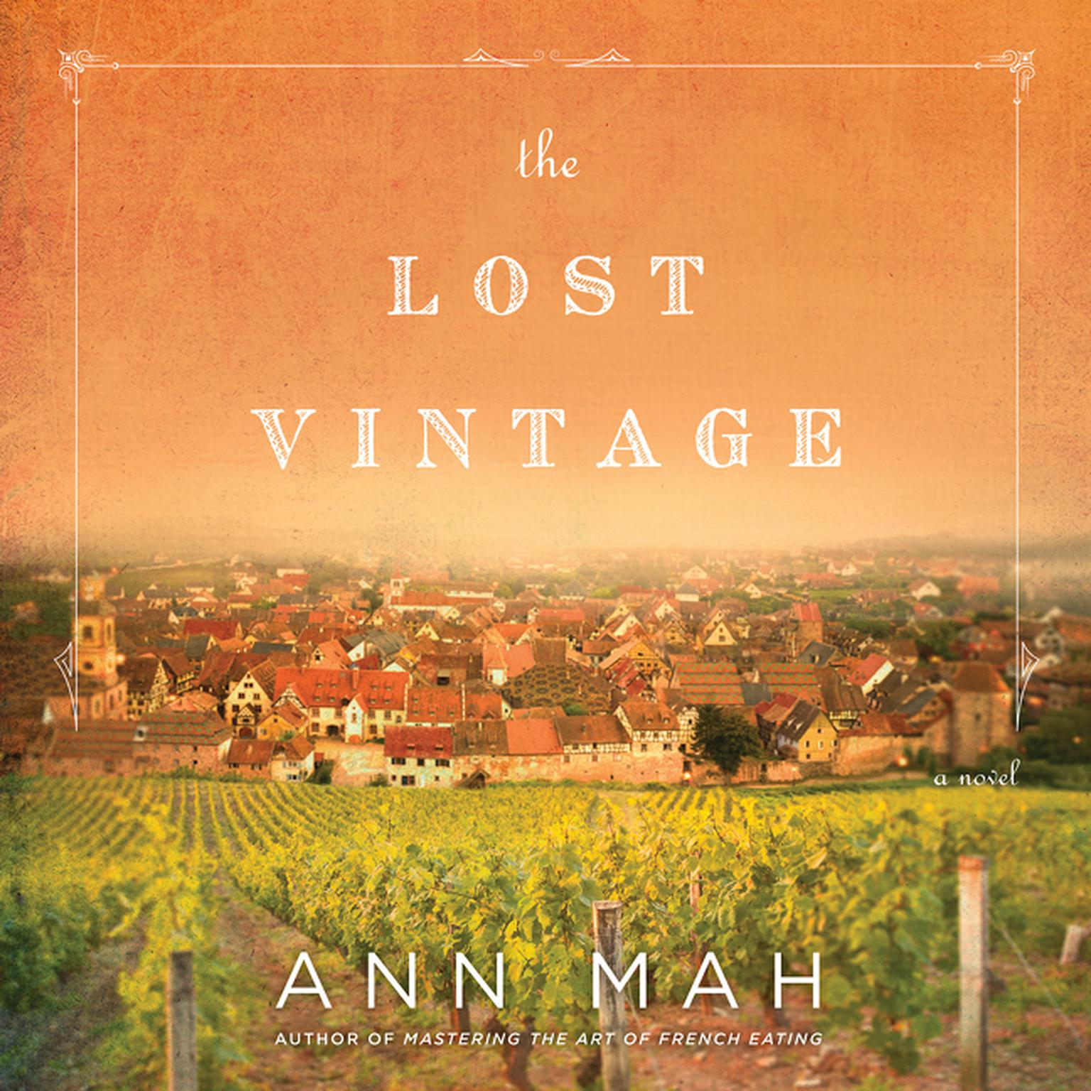 Printable The Lost Vintage: A Novel Audiobook Cover Art