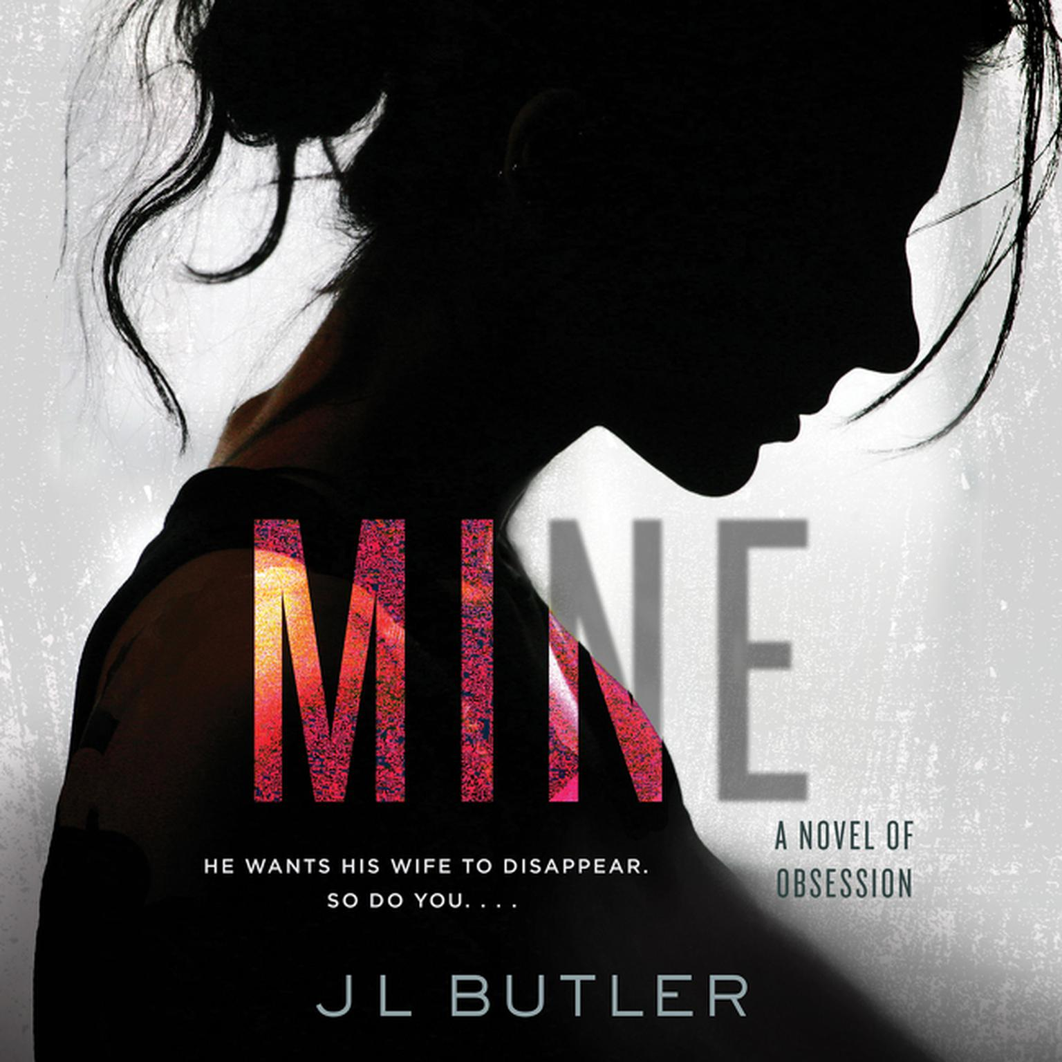Printable Mine: A Novel of Obsession Audiobook Cover Art