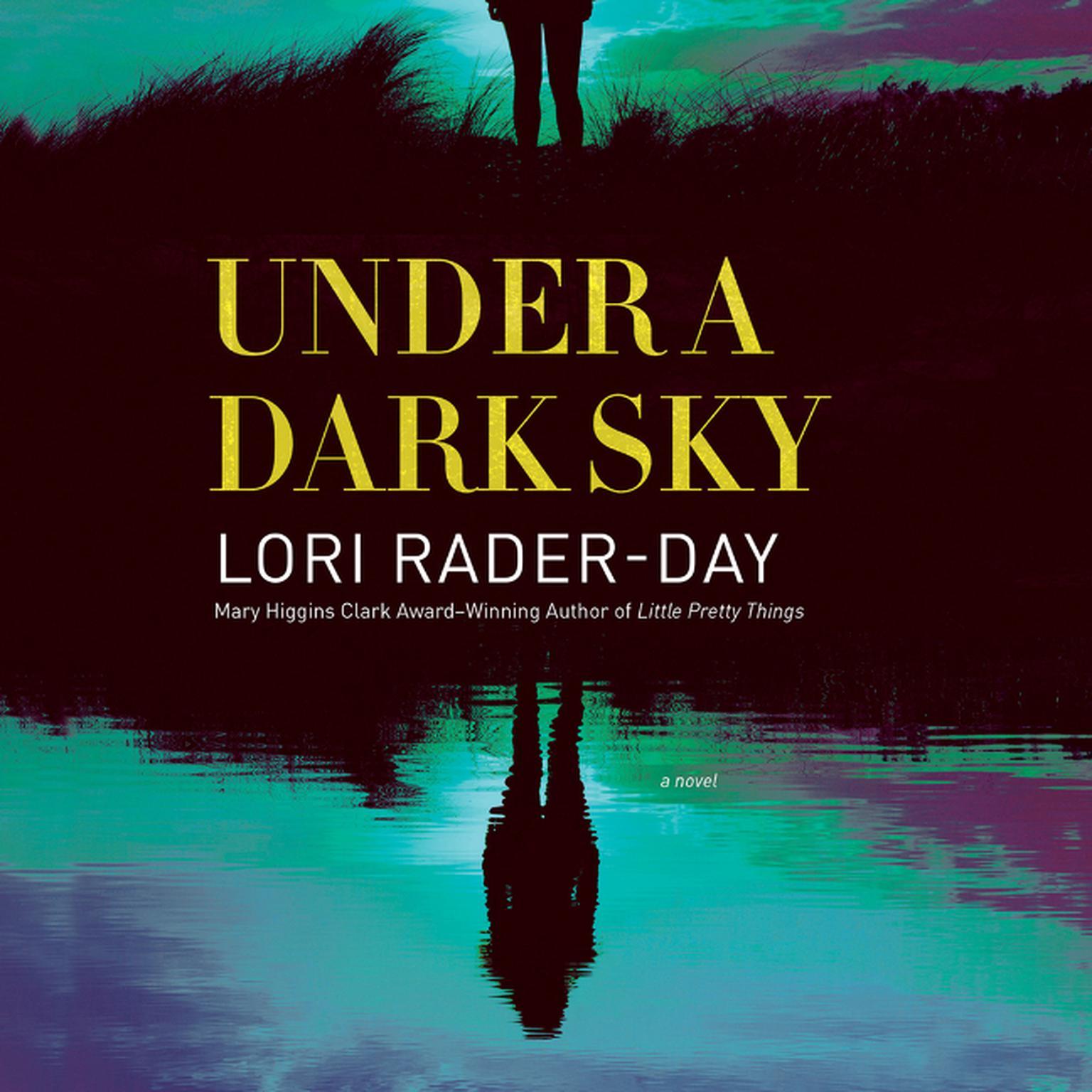 Printable Under a Dark Sky: A Novel Audiobook Cover Art
