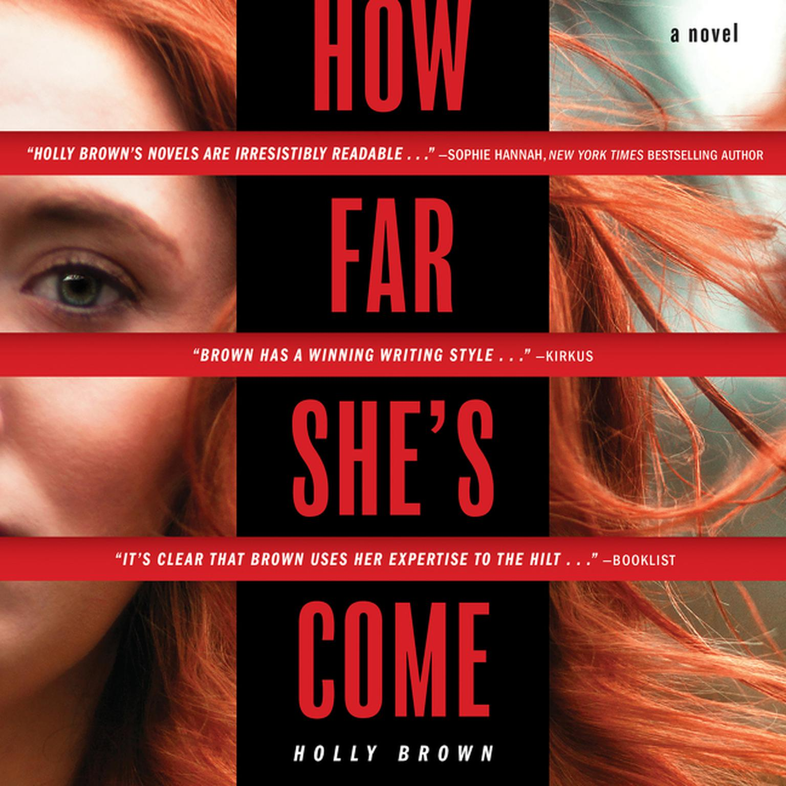 Printable How Far She's Come: A Novel Audiobook Cover Art