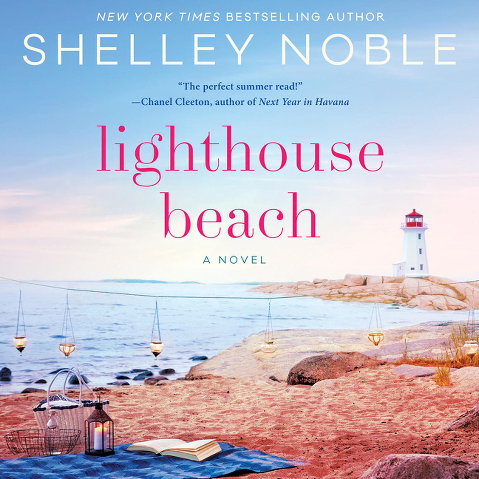 Printable Lighthouse Beach: A Novel Audiobook Cover Art