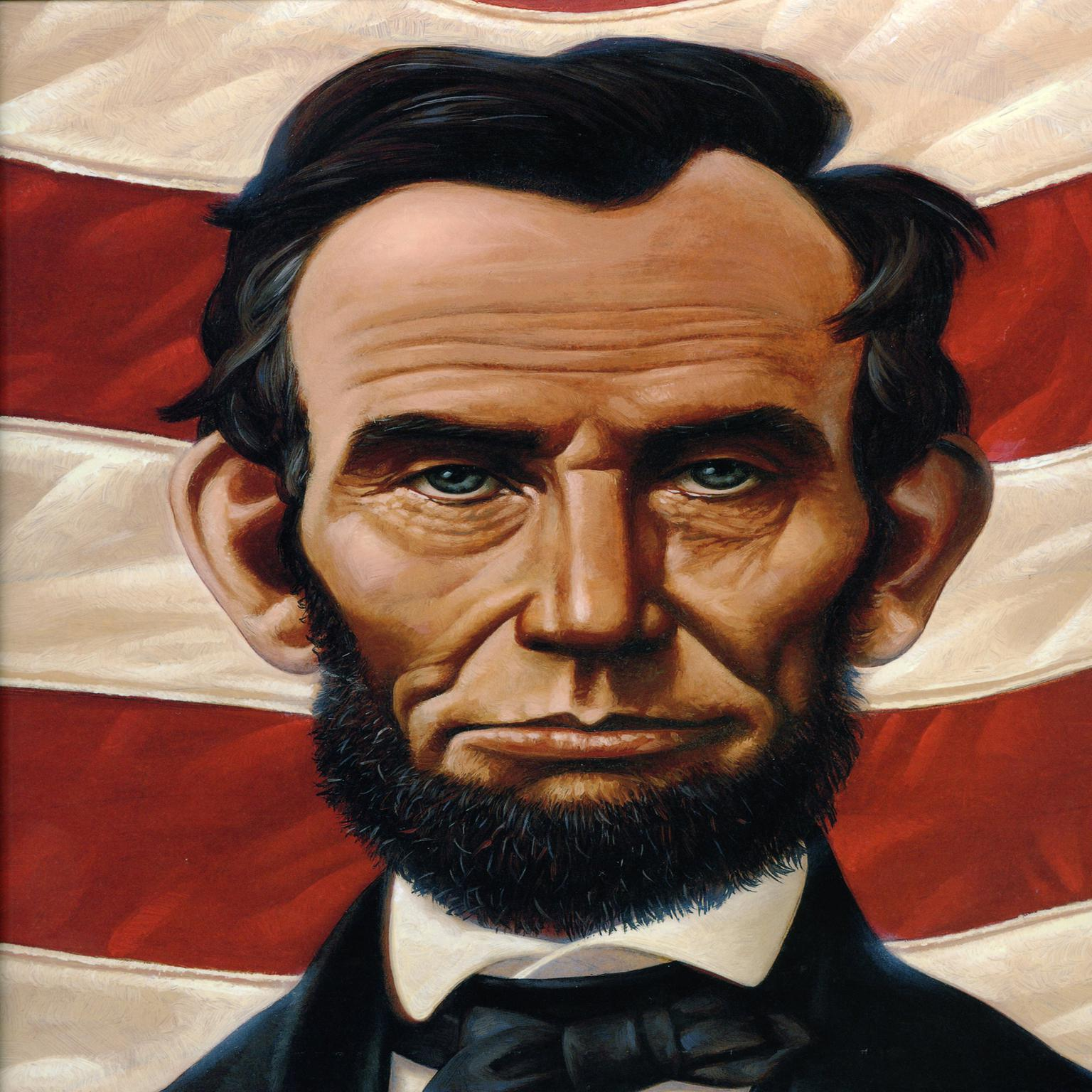 Abes Honest Words: The Life of Abraham Lincoln Audiobook, by Doreen Rappaport