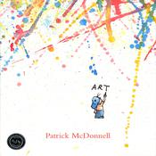 Art Audiobook, by Patrick McDonnell