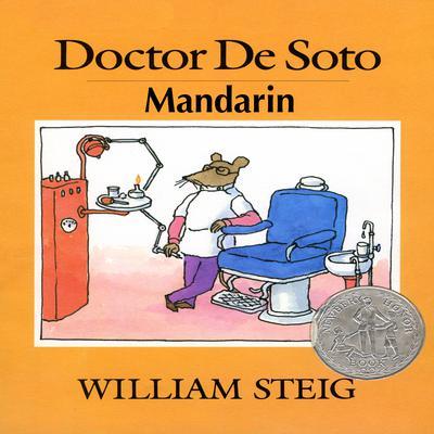 Doctor De Soto Audiobook, by William Steig