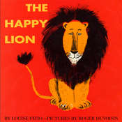 The Happy Lion Audiobook, by Louise Fatio