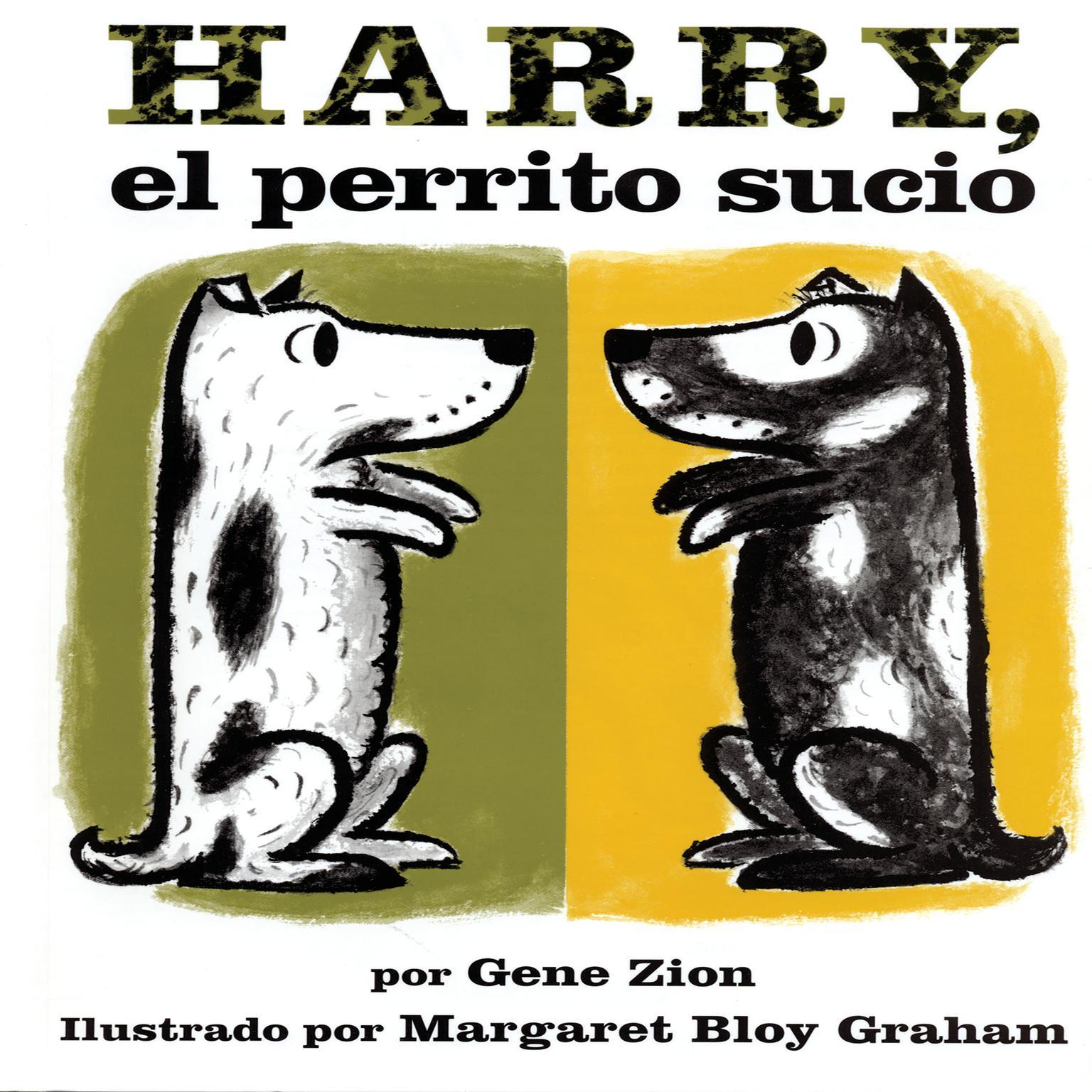 Harry El Perrito Sucio Audiobook, by Gene Zion