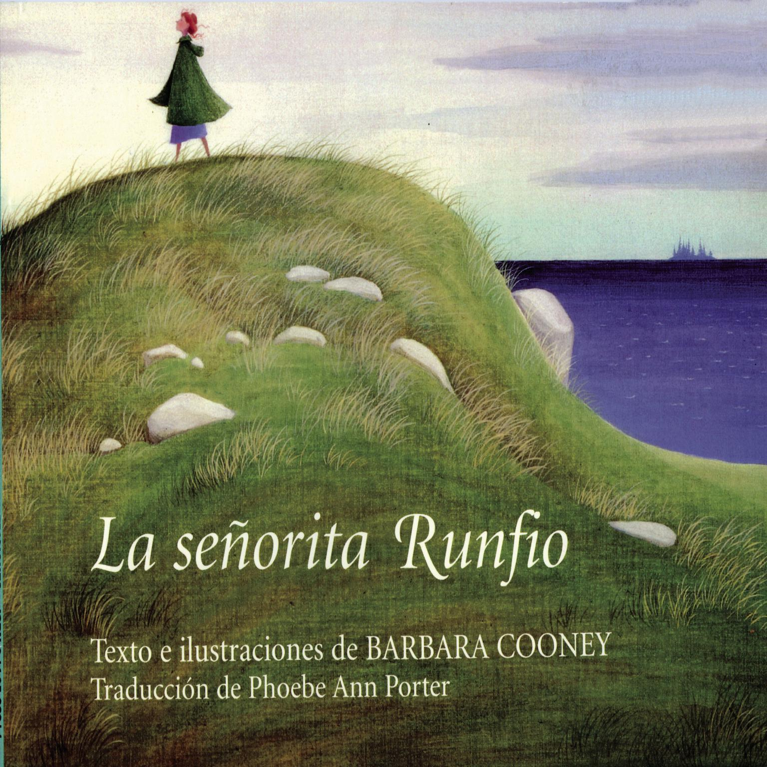 Printable La Senorita Runfio Audiobook Cover Art