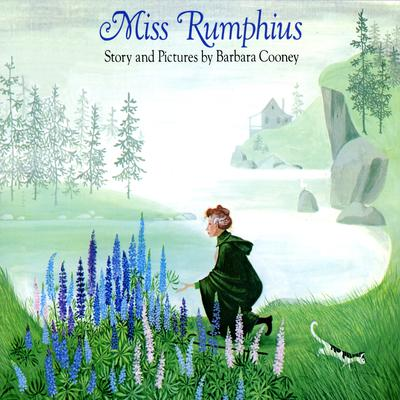 Miss Rumphius Audiobook, by Barbara Cooney