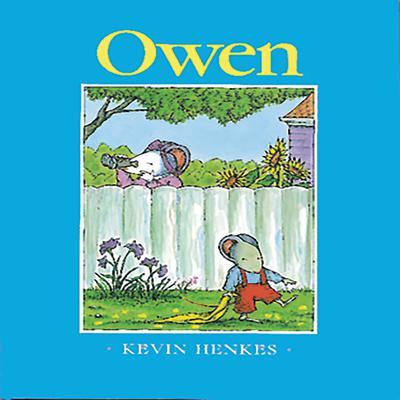 Owen Audiobook, by Kevin Henkes