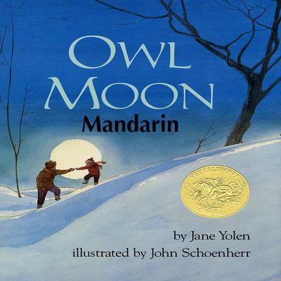 Owl Moon [Mandarin Edition] Audiobook, by Jane Yolen