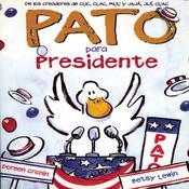 Pato Para Presidente Audiobook, by Doreen Cronin