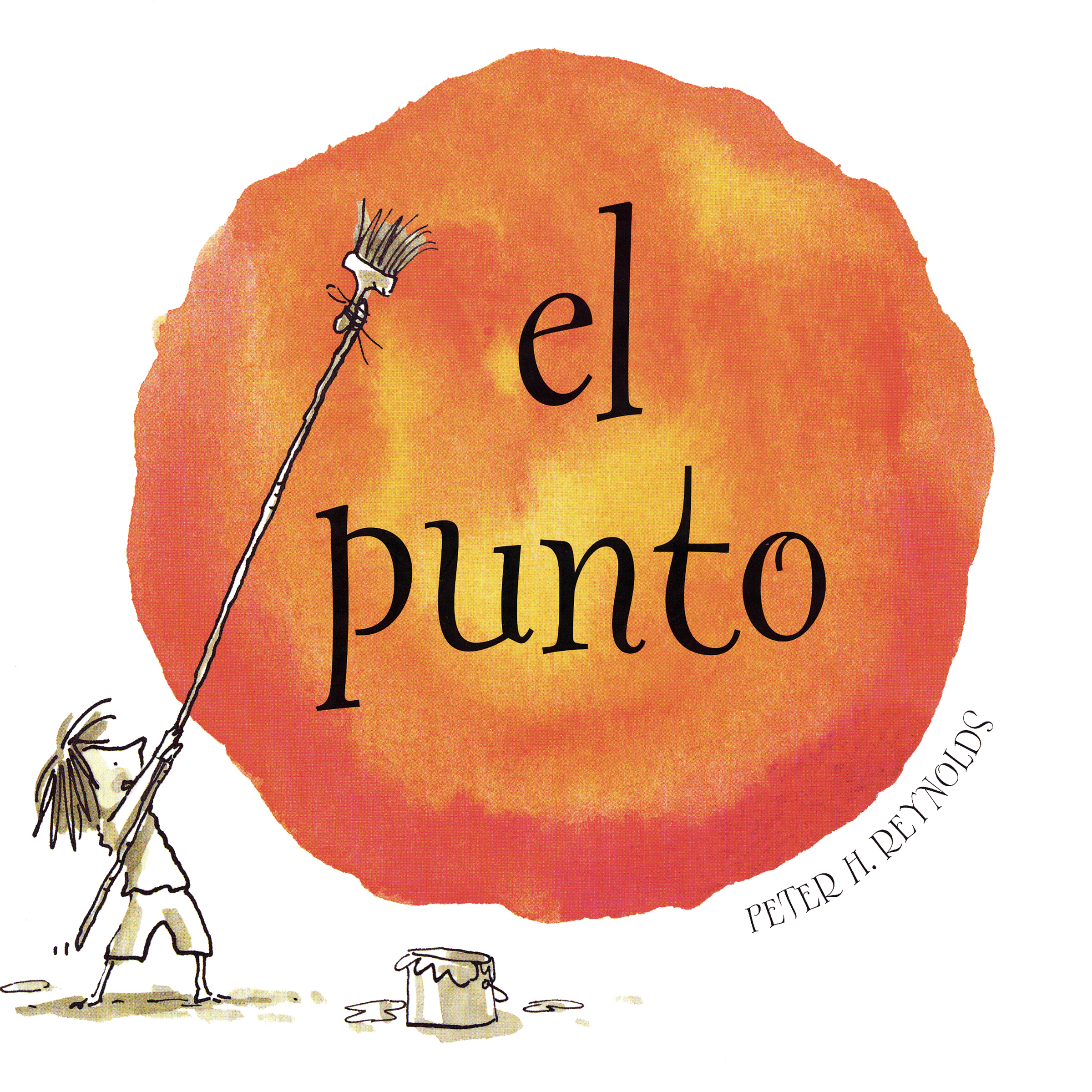 Printable El Punto Audiobook Cover Art