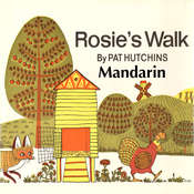 Rosie's Walk [Mandarin Edition] Audiobook, by Pat Hutchins