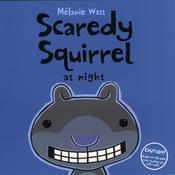 Scaredy Squirrel at Night Audiobook, by Mélanie Watt