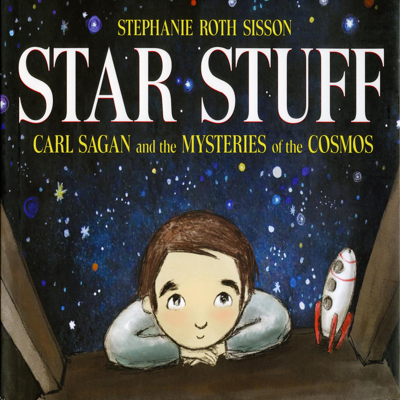 Printable Star Stuff: Carl Sagan and the Mysteries of the Cosmos Audiobook Cover Art