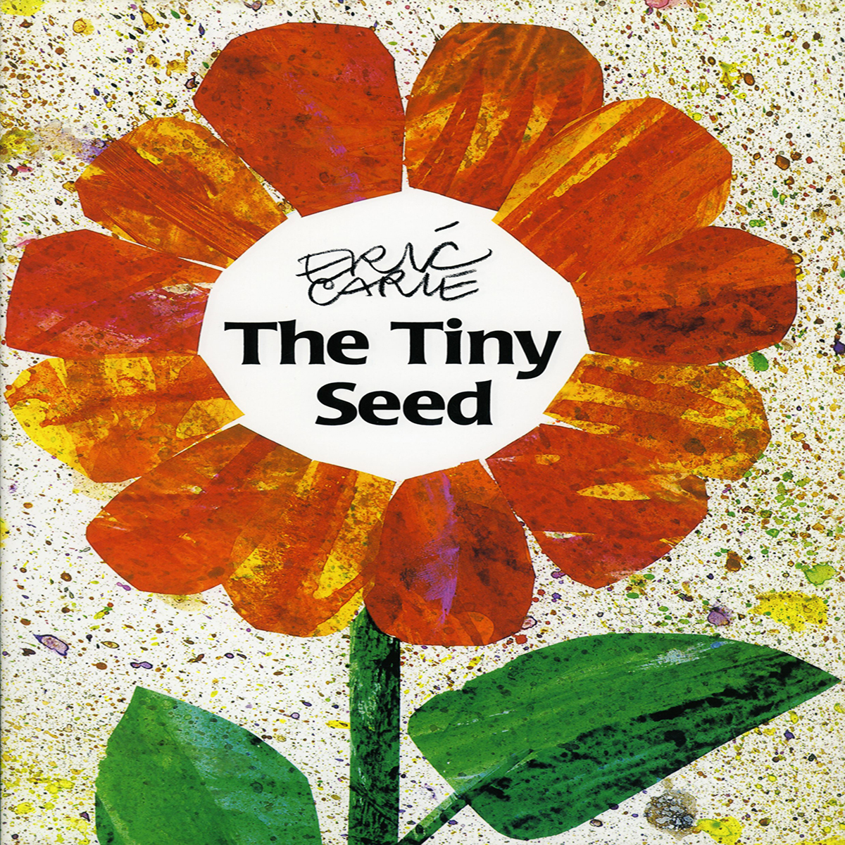 Printable The Tiny Seed Audiobook Cover Art